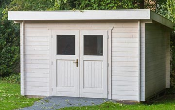 Halifax garden shed costs